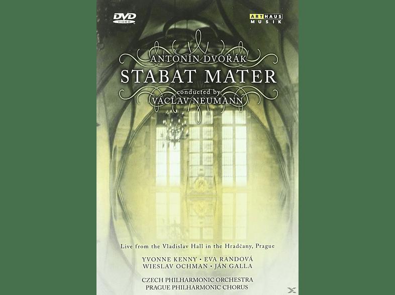 VARIOUS, The Czech Philharmonic Orchestra, Prague Philharmonic Chorus - STABAT MATER [DVD]