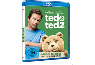 Ted 1+2 Blu-ray