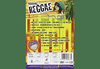 VARIOUS - Karaoke Reggae  - (DVD)