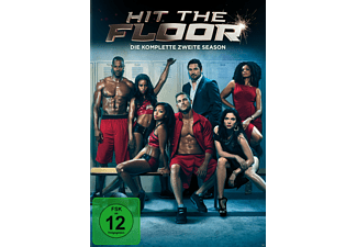 Hit the Floor - Die komplette zweite Season DVD