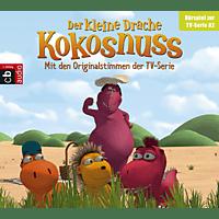 Der Kleine Drache Kokosnuss. Hörspiel zur TV-Serie Folge 02 - (CD)