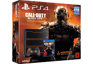 SONY PlayStation 4 1TB CUH-1200 Limited Edition inkl. Call of Duty: Black Ops III