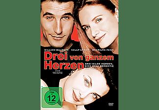 Drei von ganzem Herzen DVD