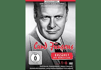 "Curd Jürgens erzählt ""Die Kurzfilme"" (Folge 1-6) DVD"
