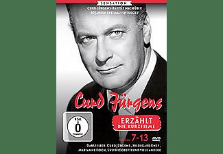 "Curd Jürgens erzählt ""Die Kurzfilme"" (Folge 7-13) DVD"