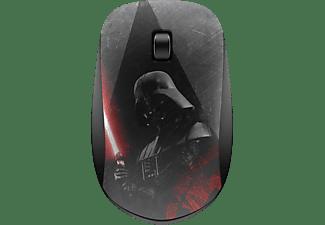 Ratón inalámbrico - Star Wars Edición Especial, Nano receptor USB, Negro