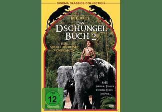 Das Dschungelbuch 2 - Der Menschenfresser von Kumaon DVD