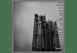 Jason Eckardt - Subject  - (CD)