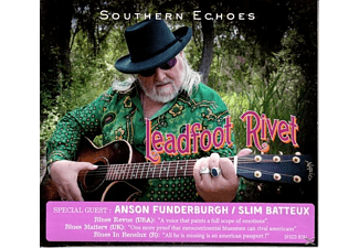 Leadfoot Rivet - Southern Echoes  - (CD)