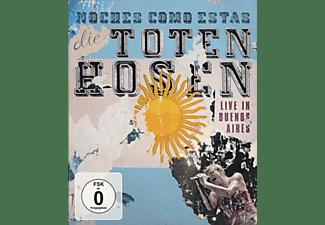 Die Toten Hosen - NOCHES COMO ESTAS-LIVE IN BUENOS AIRES  - (Blu-ray)