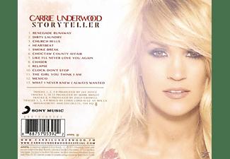 Carrie Underwood - Storyteller  - (CD)