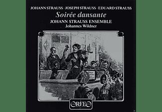 Johannes Wildner, Johann Strauss Ensemble - Soiree Dansante/Tritsch-Tratsch-Polka/Walzer/+  - (CD)