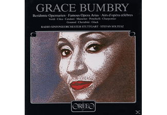 Grace Bumbry, Radio-Sinfonieorchester Stuttgart - Arien:La forza del destino/Adriana Lecouvreur/+  - (CD)