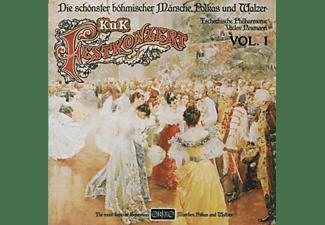 Tschechische Philharmonie - K.U.K.Festkonzert Vol.1:Böhmische Märsche,Polkas/+  - (CD)