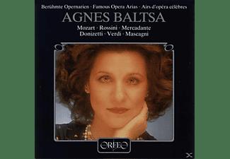 M .RF'ORCH Baltsa - Arien:Il Barbiere/La Donna del Lago/La Favorita/+  - (CD)