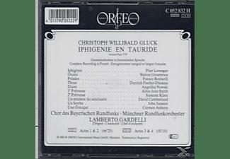 Dietrich Fischer-Dieskau - Iphigenie En Tauride (GA) Französisch  - (CD)
