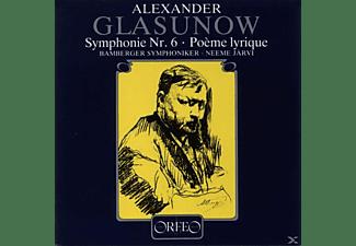 Bamberger Symphoniker - Sinfonie 6 c-moll op.58/Poeme Lyrique op.12  - (CD)