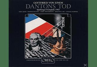 Gottfried Von Einem - Dantons Tod-Oper in zwei Teilen  - (CD)