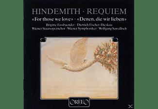 """Brigitte Fassbaender - Requiem """"For those we love""""  - (CD)"""