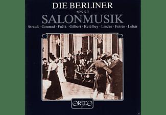 Berliner - Salonmusik:Helenen-Quadrille/Ständchen/+  - (CD)