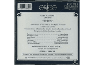Fortune - Therese-Drame musical en deux actes  - (CD)