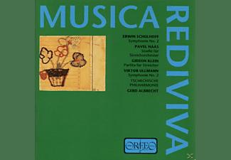 Tschechische Philharmonie & Albrecht - Sinfonie 2/Studie/Partita/Sinfonie 2 D-Dur  - (CD)