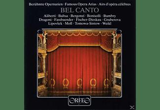VARIOUS - Bel Canto:Orfeo/Entführung/Freischütz/Trovatore/+  - (CD)