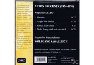 Bayerisches Staatsorchester - Symphony No. 6 in A major  - (CD)