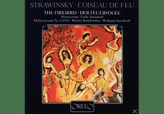 Wsy - DER FEUERVOGEL  - (CD)