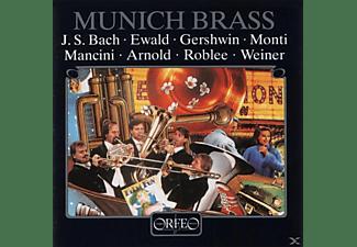 VARIOUS - Munich Brass I...  - (CD)