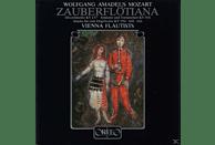 Vienna Flautists - Zauberflötiana-Divertimento KV 137/Orgelst./+ [CD]