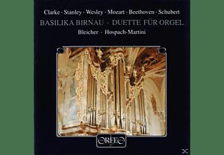 Hospach-martini Bleicher - Basilika Birnau-Duette für Orgel  - (CD)