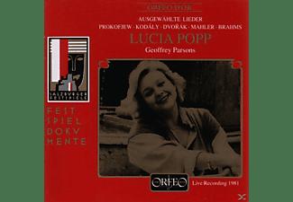 Lucia Popp - Russ.Volkslieder/Ung.Volksmusik/Im Volkston/+  - (CD)