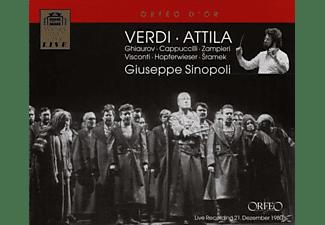 Cappuccilli - Attila-Dramma Lirico (GA)  - (CD)