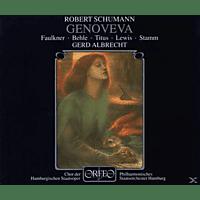 Chor Der Hamburger Staatsoper, Philharmonisches Staatsorchester Hamburg, VARIOUS - Genoveva-Oper in vier Akten [CD]