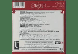 Berry & Cotrubaswiener Philharmoniker - Grosse Mozartsänger Vol.3: Opernarien 1961-1982  - (CD)