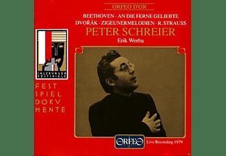 Erik Werba - Beethoven: An die Ferne Gelierte - Dvorak: Zigeunermelodien  - (CD)