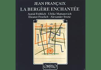 VARIOUS, Astrid Fröhlich, Ulrike Mattanovich, Alexander Swete - La Bergere Enchantee  - (CD)
