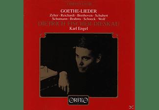 Dietrich Fischer-Dieskau - Lieder nach Texten von Goethe  - (CD)