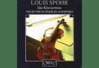 Neues Münchner Klaviertrio - Sämtliche Klaviertrios 1-5 (GA)  - (CD)