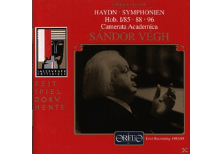 Sandor & Camerata Academica Vegh - Sinfonien 85 B-Dur/88 G-Dur/96 D-Dur  - (CD)
