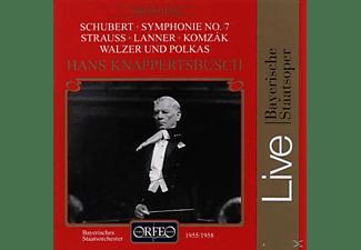 Bayerisches Staatsorchester - Sinfonie 7 h-moll D 759/Walzer Und Polkas  - (CD)