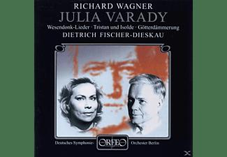 Varady Julia - Wesendonk-Lieder (AZ) Tristan/Götterdämmerung  - (CD)