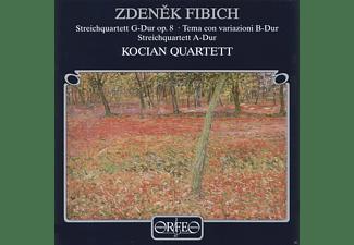 Kocian Quartet - Streichquartette  - (CD)