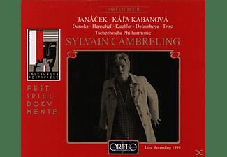 Peckova - Katja Kabanova  - (CD)