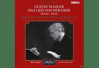 Radio Sinfonie Orchester Stuttgart - Das Lied Von Der Erde  - (CD)