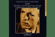 VARIOUS - Wolfgang Fortner: Lieder [CD]