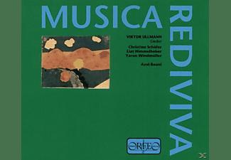 Die Schäfer, Bauni, Himmelheber, Windmuller - 5 Liebeslieder/6 Lieder/3 Sonette/Six Sonnets/+  - (CD)