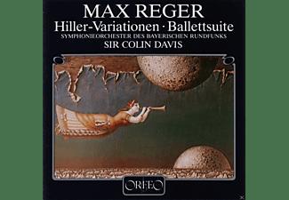 Symphonieorchester Des Bayrischen Rundfunks - Hiller-Variationen op.100/Ballettsuite op.130  - (CD)