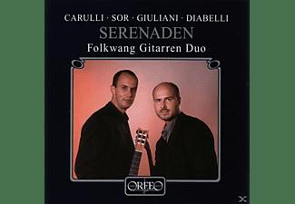 Folkwang Gitarren Duo - Serenaden  - (CD)